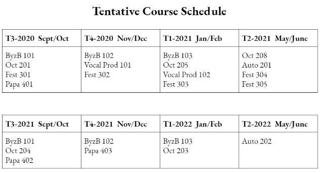 tentative-schedule
